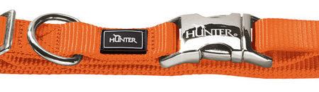 coleira-hunter-alu-strong-laranja