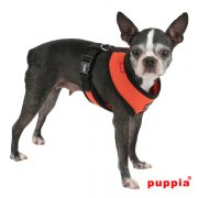 soft harness laranja