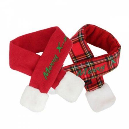 santas scarf