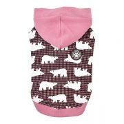 hoodie puppia beale rosa2