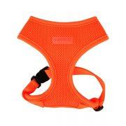 peitoral puppia neon laranja