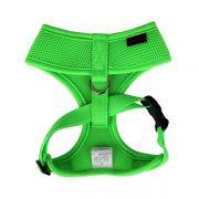 peitoral puppia neon verde 2